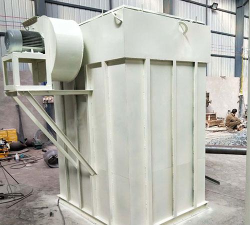 曲靖锅炉干式除尘器