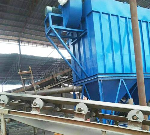 云南砂石厂除尘器供应