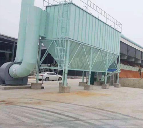 安宁化工厂除尘器