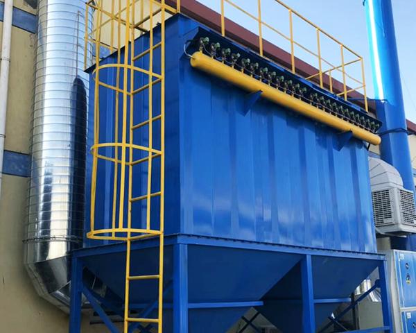 「袋式除尘器」袋式除尘器运行阻力偏高的原因及解决方法