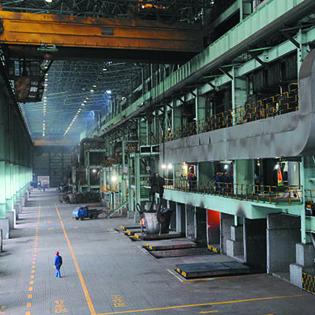 北京某钢材厂