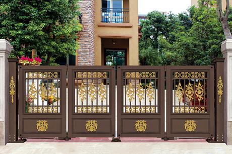 铝艺折叠门