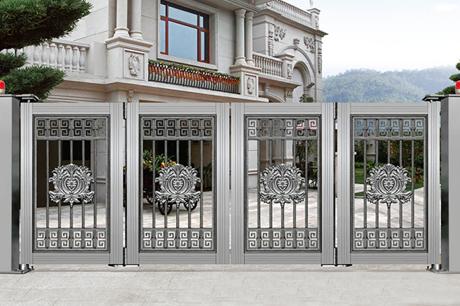 钢艺折叠门