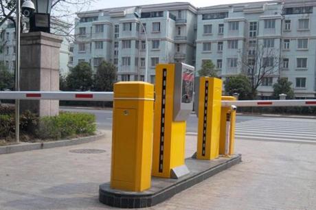 重庆停车场道闸案例展示