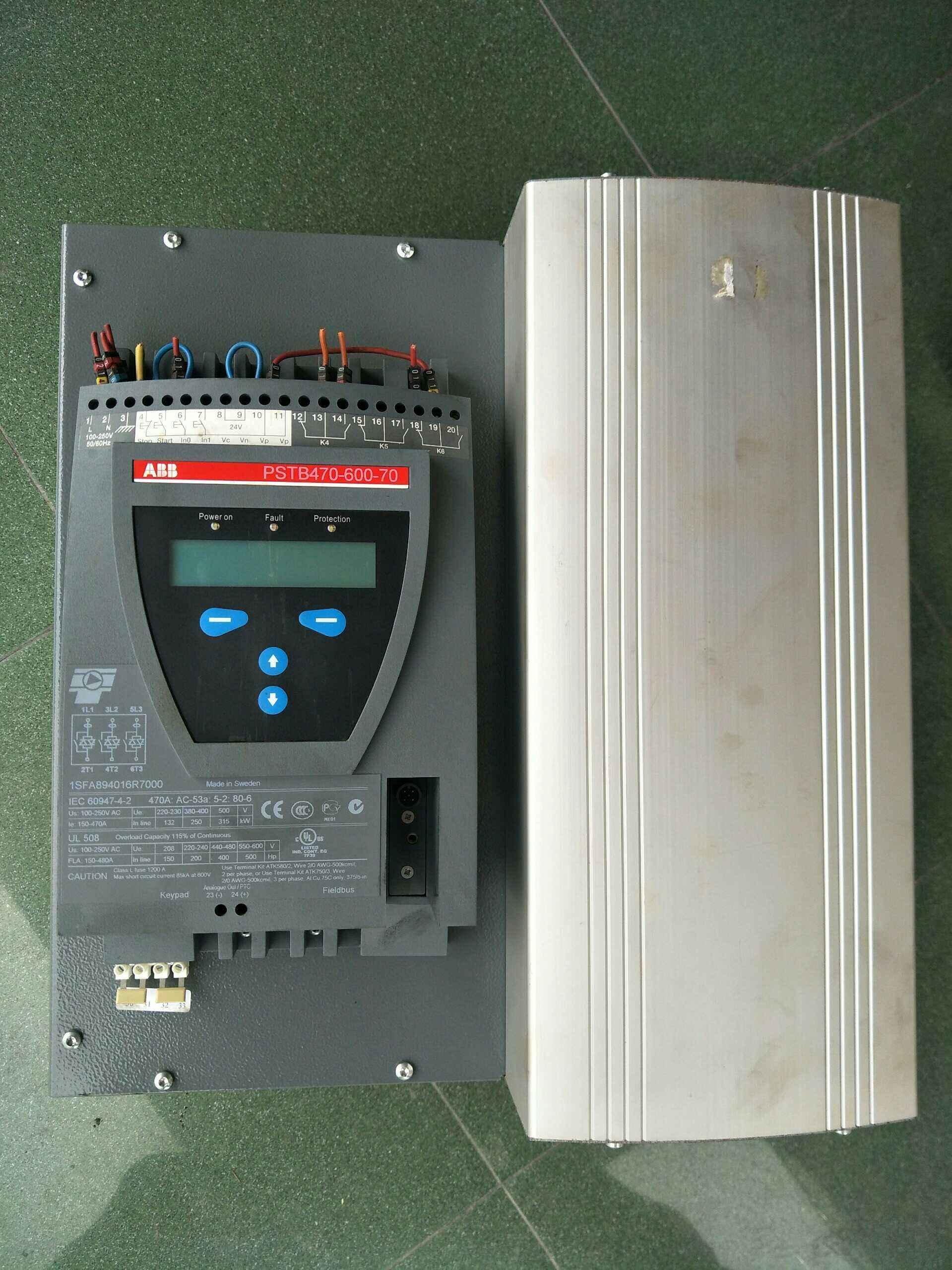 ABB软启动器维修