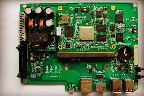 双屏广告机控制板