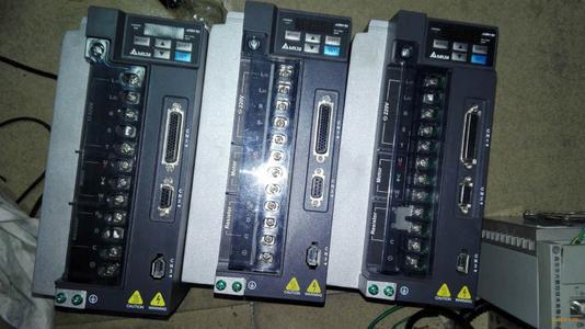台达伺服驱动器维修