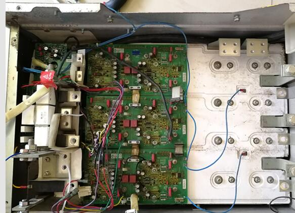 变频器的工作效率上升太快的原因
