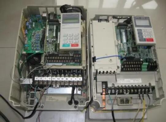 變頻器維護經驗濾波電解電容器損壞處理