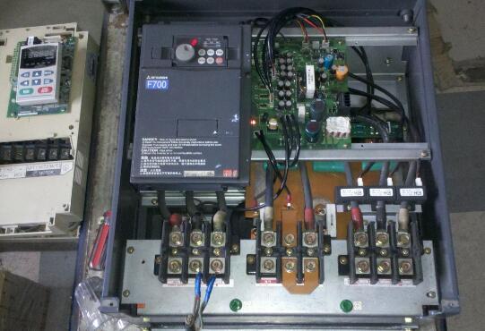 变频器的容量如何选择?