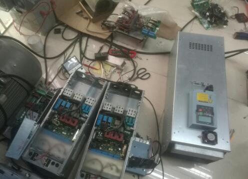 变频器维修的静态测试办法