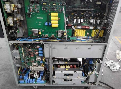 滤波电解电容损坏处理变频器维修经验