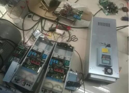浅谈变频器测量电阻注意事项