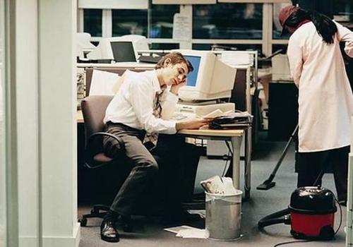 13个小习惯帮上班族轻松变健康!
