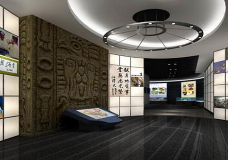 重庆长寿展览馆设计效果图
