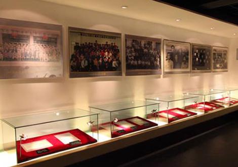 红军陈列馆展厅设计