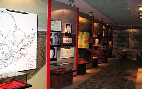 陈列室展厅设计
