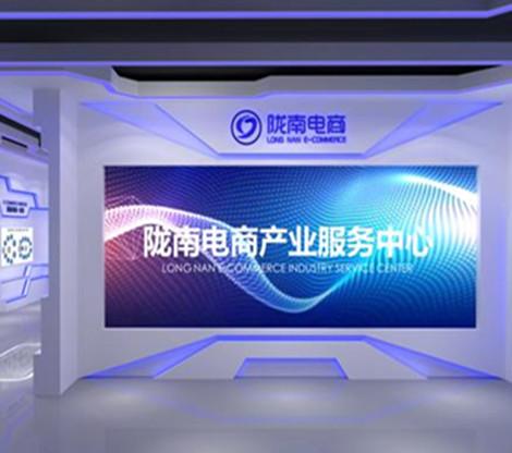陇南电商产业服务中心