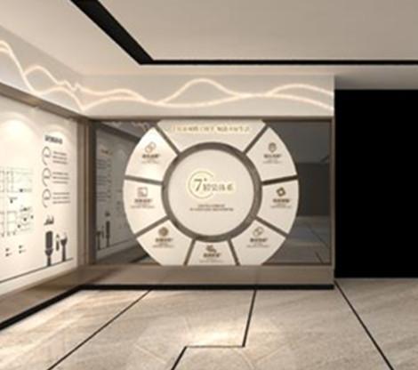 中海·十里长江工法展厅