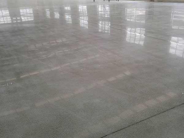 水性地坪涂料