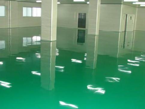 重庆环氧树脂地坪
