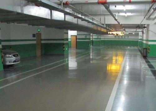 重庆防滑坡道地坪