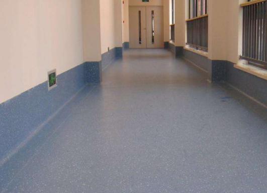 PVC防静电地坪