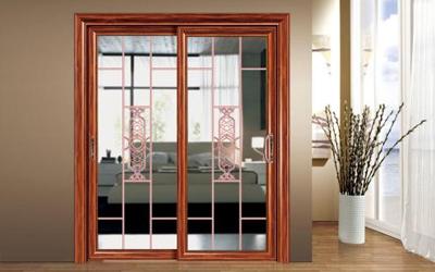 安装狭窄的阳台推拉门框是否合适?