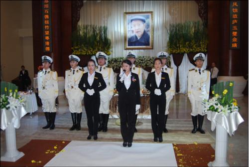 重庆丧葬服务在灵堂的布局应该注意什么