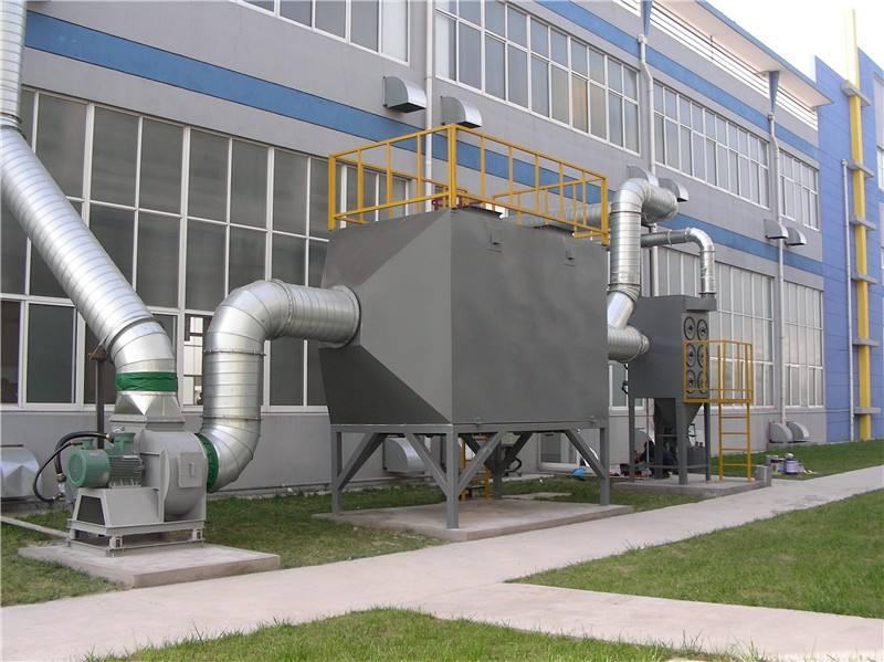 废气处理设备常用处理方法分类