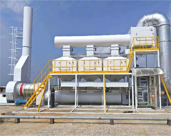 催化燃烧可以解决废气的难题