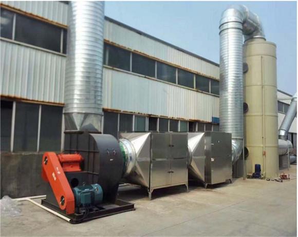 光氧活性炭一体系统
