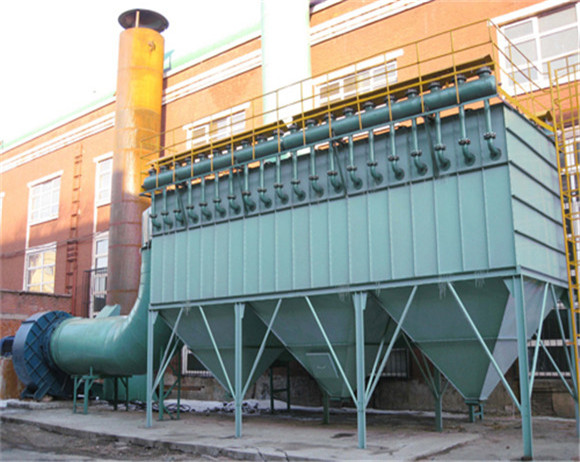 PPC气箱式脉冲布袋除尘器