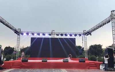 重庆舞台设备租赁