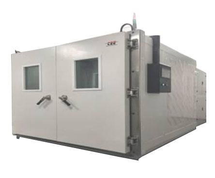 步入式高低温(湿热)试验室