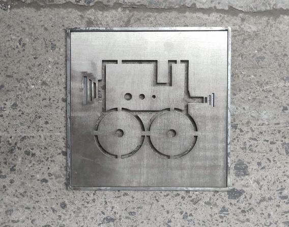 不锈钢井盖批发