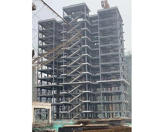 多层钢结构安装