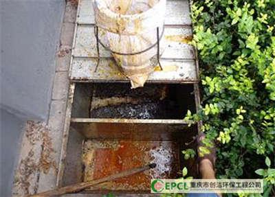 化粪池管道清洗
