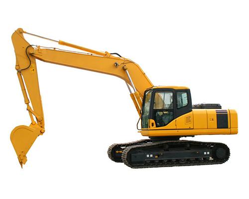 现代210挖掘机租赁