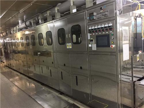 汽车零件超声波清洗机
