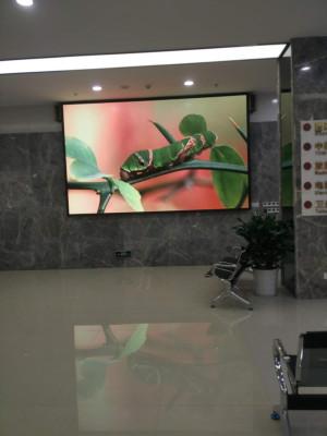 北碚盈田中西医结合医院室内LED显示屏P3全彩