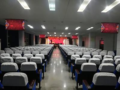 重庆暨华中学室内P2.5全彩LED显示屏