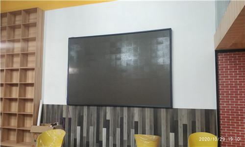 某单位室内P2.5全彩显示屏