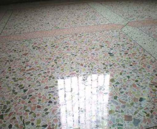 环氧水磨石地坪