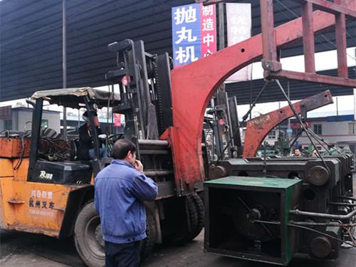 重庆厂房大型机械搬迁