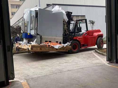 16吨叉车卸进口磨齿机