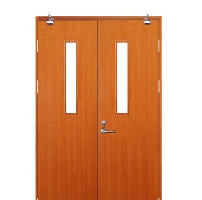 钢框木质门