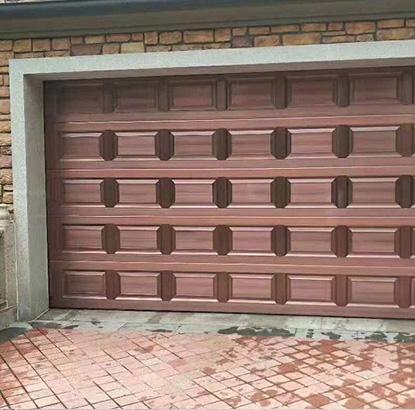 钢质车库门案例