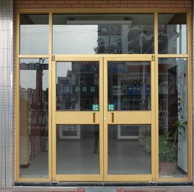 重庆铝型材门窗的清洁和保养