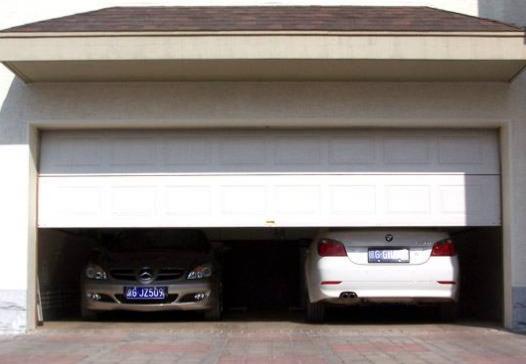 重庆电动车库门的安装步骤